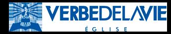 Église Verbe de la Vie Logo